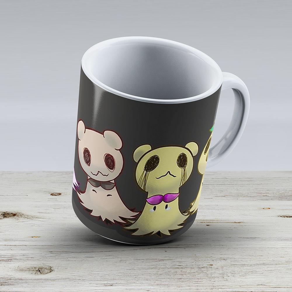 Mimikyu Animatronics Pokmon Sun And Moon - Ceramic Coffee Mug - Gift Idea For Family And Friends