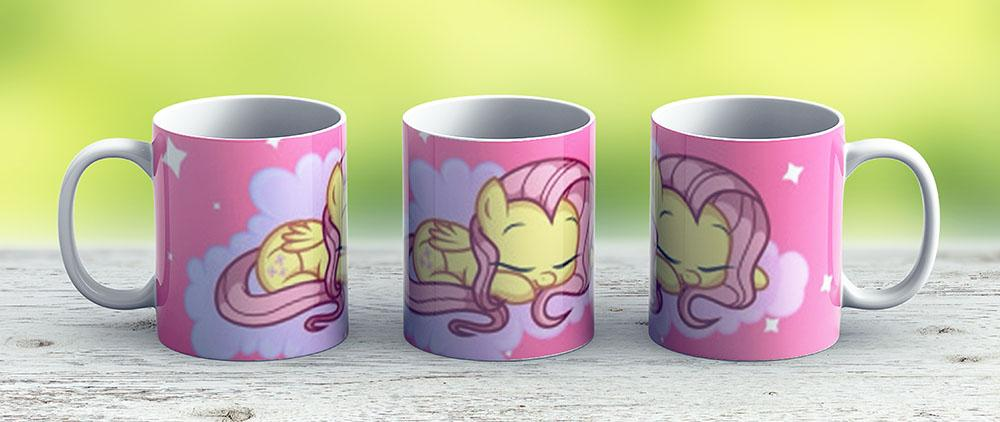 My Little Pony - Fluttershy - Ceramic Coffee Mug - Gift Idea For Family And Friends