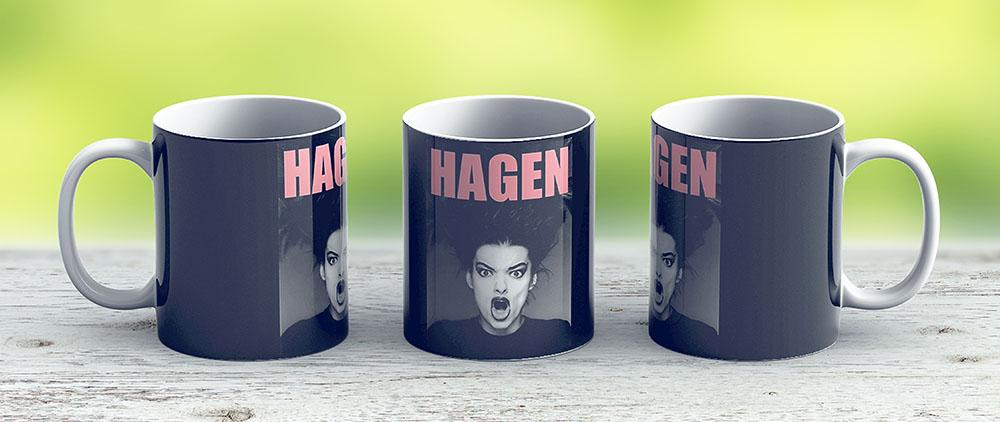 Nina Hagen - Ceramic Coffee Mug - Gift Idea For Family And Friends