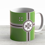 Official Flag Of Kekistan - Ceramic Coffee Mug - Gift Idea For Family And Friends