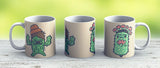 Prickly Pair - Ceramic Coffee Mug - Gift Idea For Family And Friends