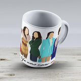Regina Mills - Herovillain - Ceramic Coffee Mug - Gift Idea For Family And Friends