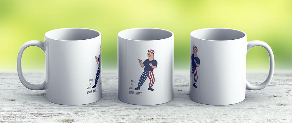Rex Kwon Do - Ceramic Coffee Mug - Gift Idea For Family And Friends