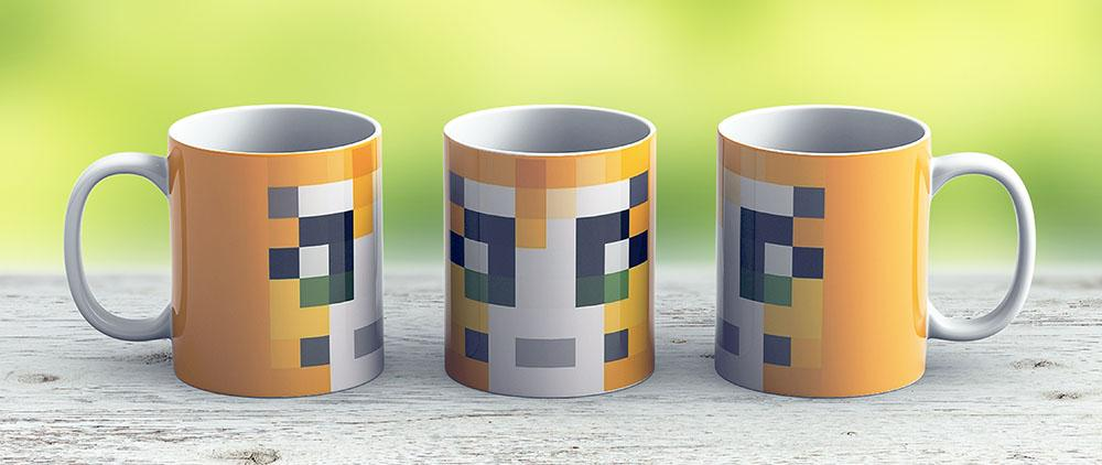 Stampy - Ceramic Coffee Mug - Gift Idea For Family And Friends