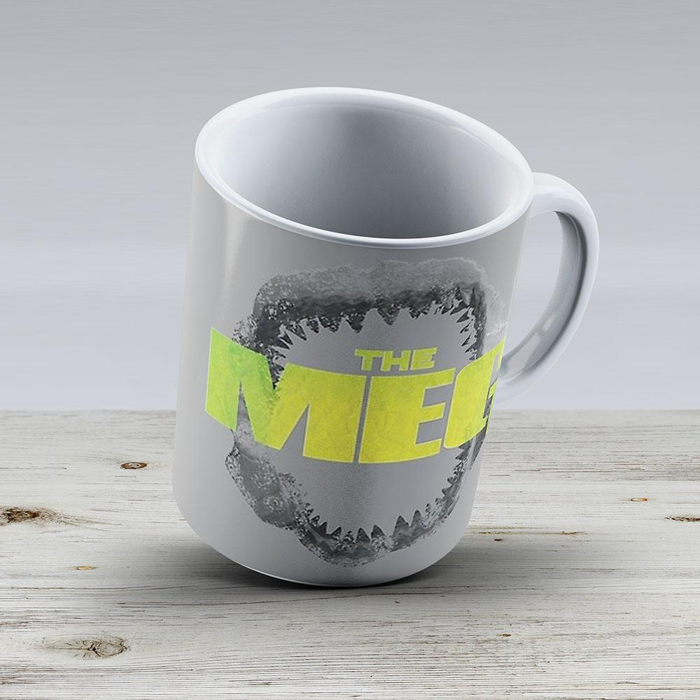 The Meg - Movie - Megalodon - Ceramic Coffee Mug - Gift Idea For Family And Friends