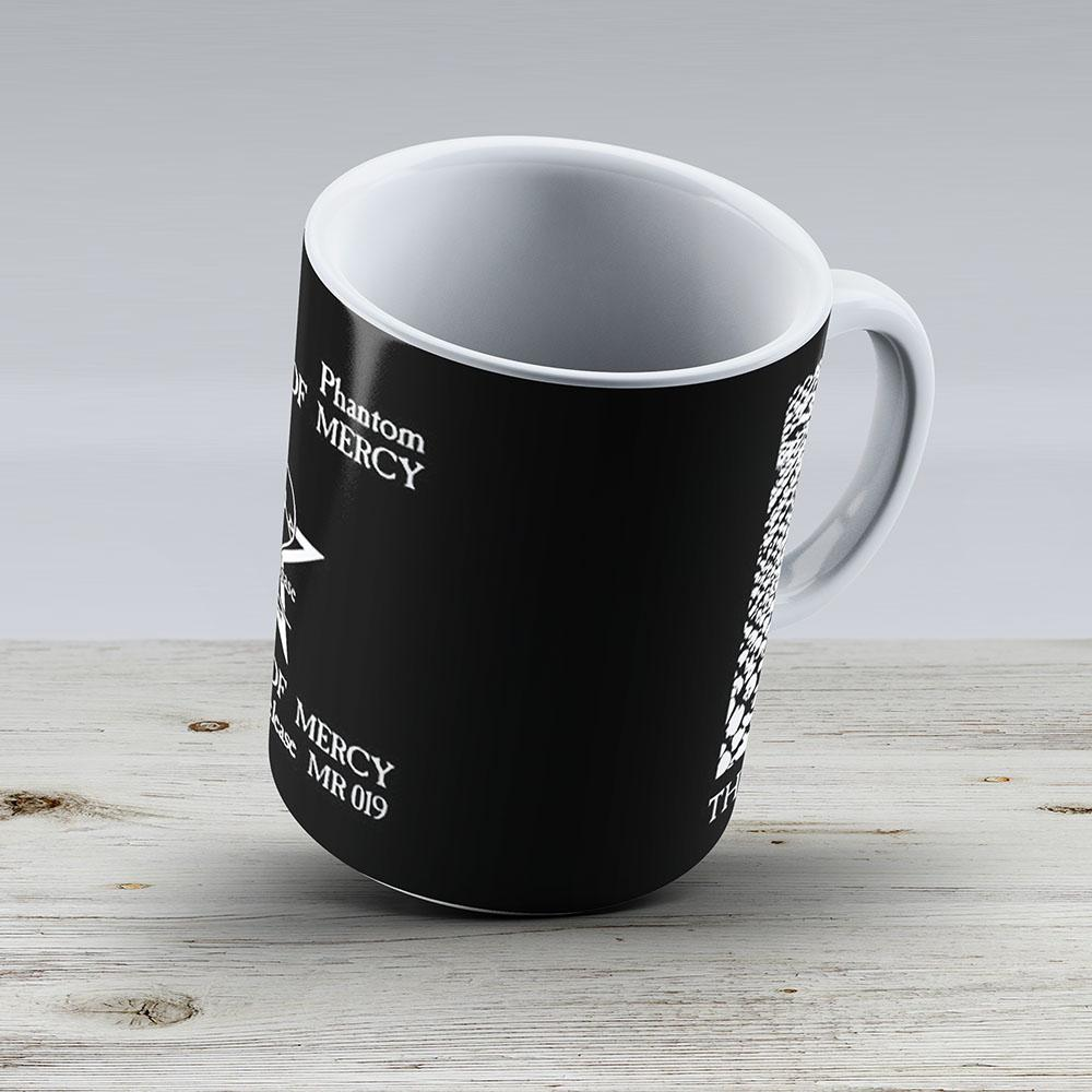The Sisters Of Mercy - The Worlds End - Anaconda - Adrenochrome - Ceramic Coffee Mug - Gift Idea For Family And Friends