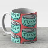 Tuna - Ceramic Coffee Mug - Gift Idea For Family And Friends