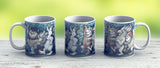 Where The Wild Things Are Rumpus - Ceramic Coffee Mug - Gift Idea For Family And Friends