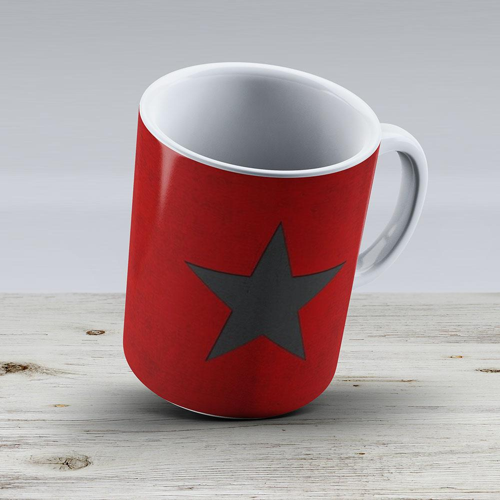 Winter Soldier Secret Book - Ceramic Coffee Mug - Gift Idea For Family And Friends