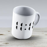 You Made A Wish At 1111 - Ceramic Coffee Mug - Gift Idea For Family And Friends