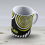 The Smiler - Ceramic Coffee Mug - Gift Idea For Family And Friends