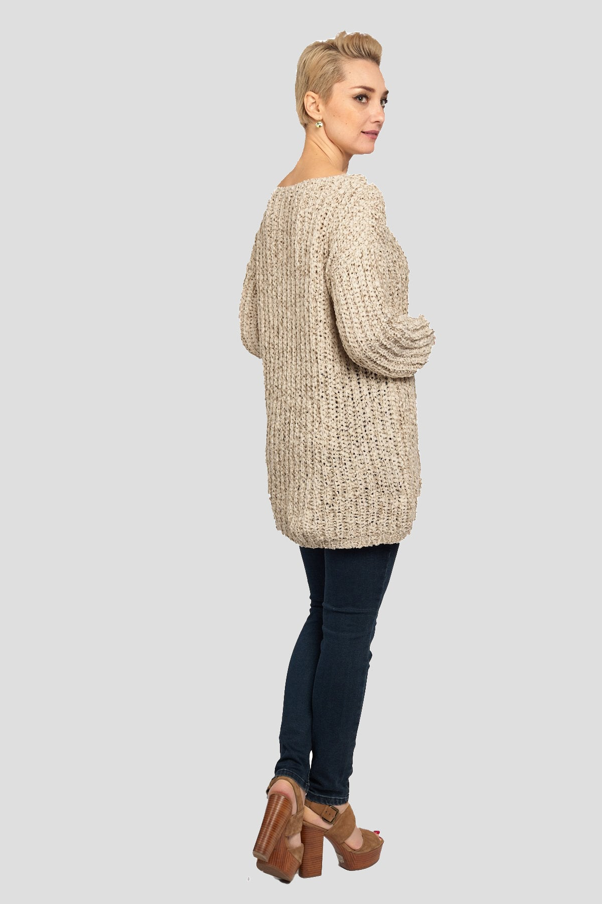 9006 | Comfy & Cozy Pullover Sweater