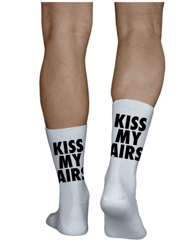 Chaussettes Sneakers Kiss My Airs