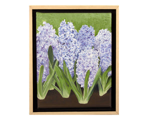 Flowers (Sold as a Set of Three) - Hyacinth
