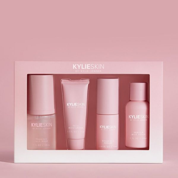 Kylie Skin Mini Travel 4 piece set