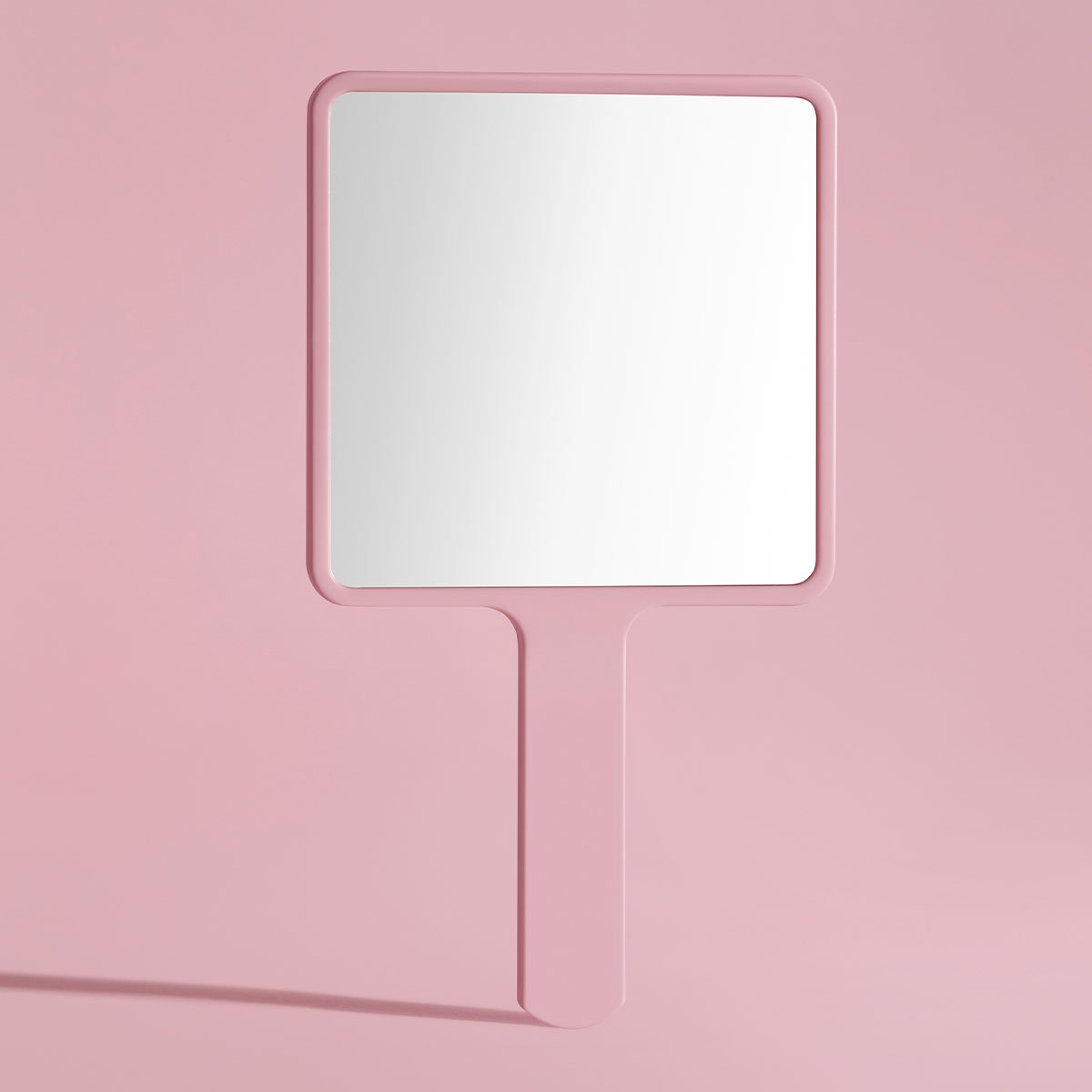 Kylie Skin mirror with logo