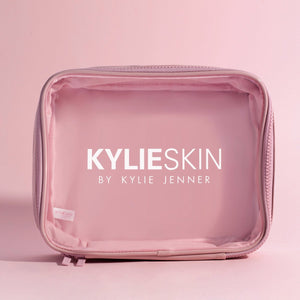 Kylie Skin Makeup Travel Bag by Kylie Jenner