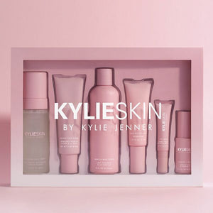 Kylie Skin Set in package by Kylie Jenner