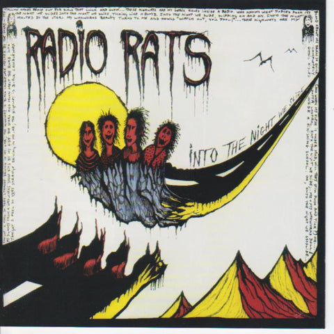 Radio Rats - Into The Night We Slide