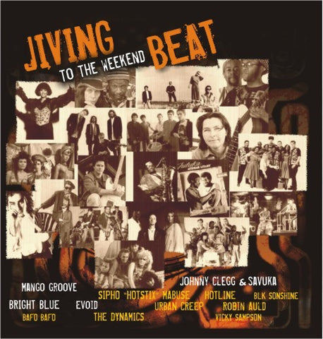 Jiving To The Weekend Beat-Various Artists