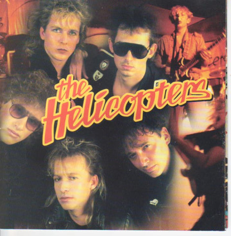 The Helicopters - The Best Of The Helicopters