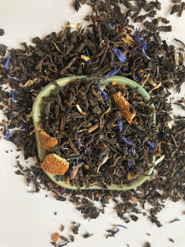 Chocolate Orange Pu-erh