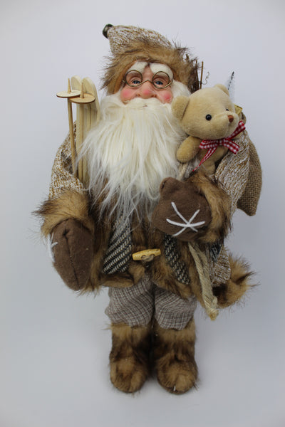 Traditional Father Christmas (Assorted Styles)