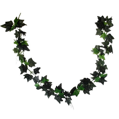 6ft Green Ivy Garland (92 leaves)