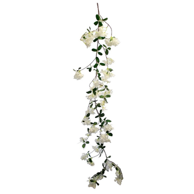 5ft Luxury Blossom Garland (Ivory)