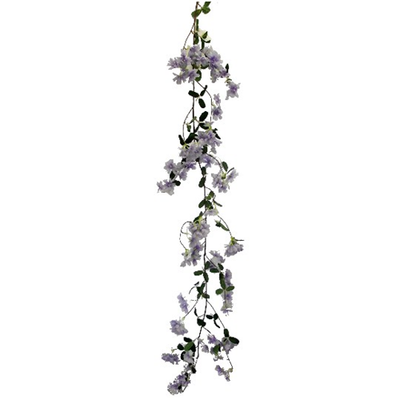 5ft Luxury Blossom Garland (Lavender)