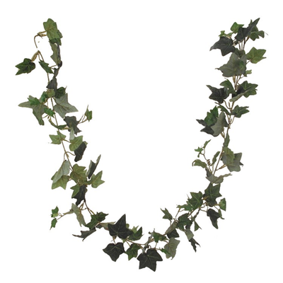 6ft Premium Green Ivy Garland