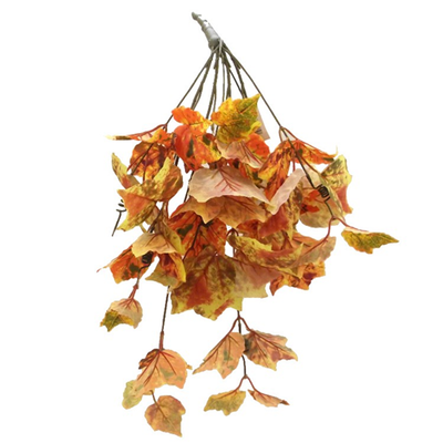 Autumnal Ivy Trail - 61cm  (Yellow/Orange/Brown)