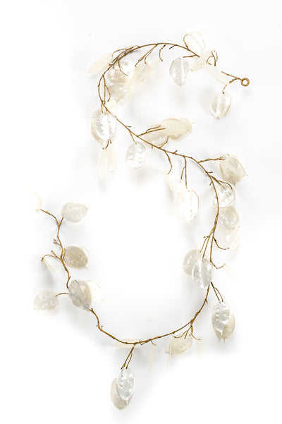 Lunaria Garland - 1.8m (Cream)