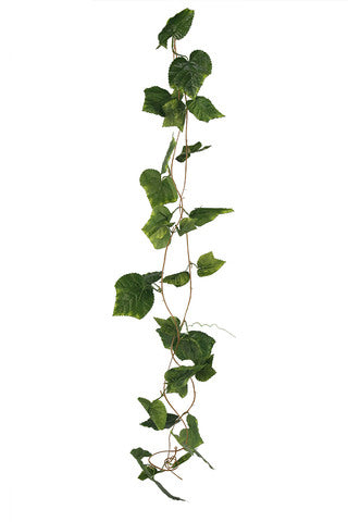 Grape Leaf Garland (36 Leaves) - 2.4m