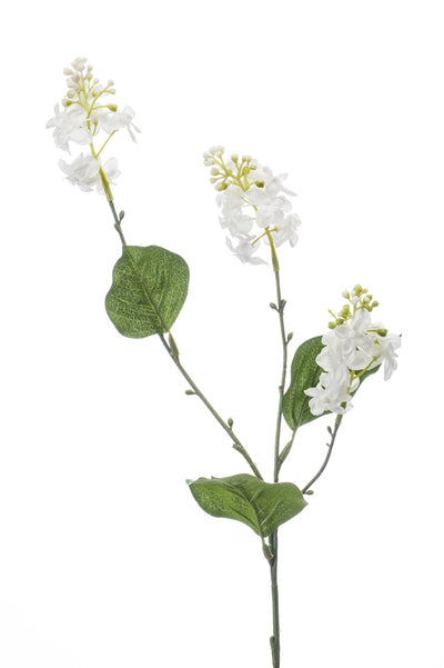 Syringa Spray - 63cm (White)