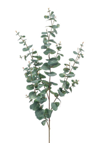 Large Eucalyptus Spray - 115cm (Green/Grey)