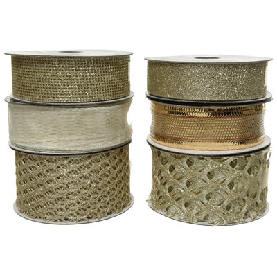 Small Gold Decorative Ribbon