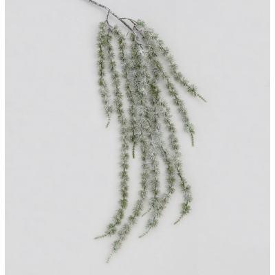 Frosted Pine Hanging Garland - 1m