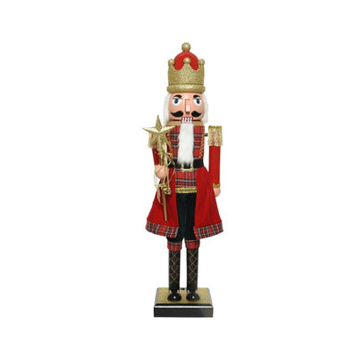 MicroLED Singing Nutcracker - 110cm