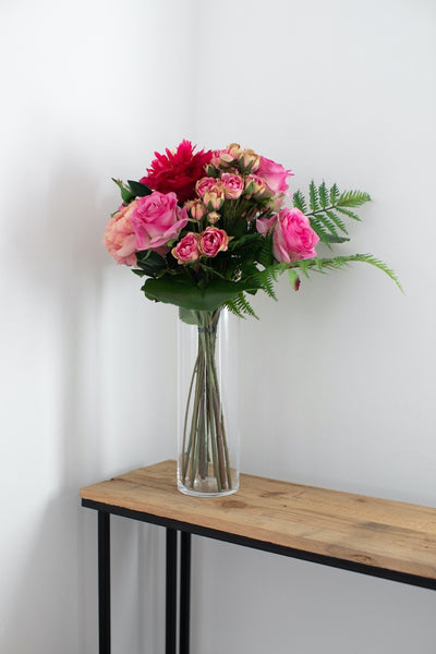 Pretty Pinks - Letterbox Flowers