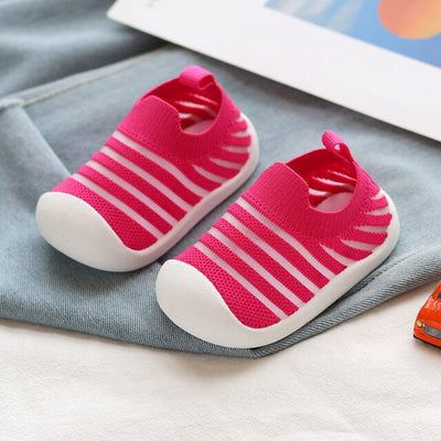 toddler shoes with rubber soles