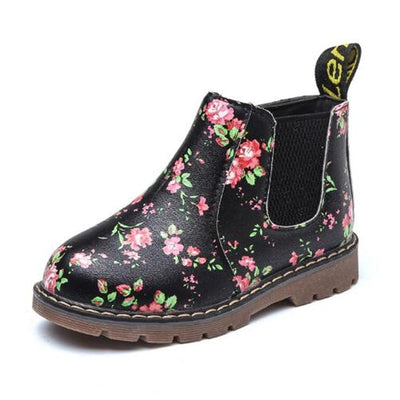 Kids Ankle Slip-on Boots - Unisex