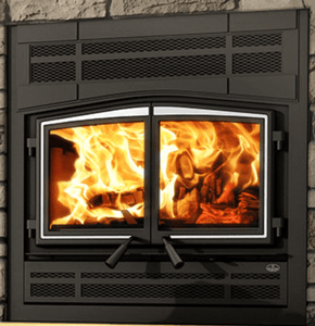 Osburn Stratford II Wood Fireplace - OB04007 - Expression Fireplaces
