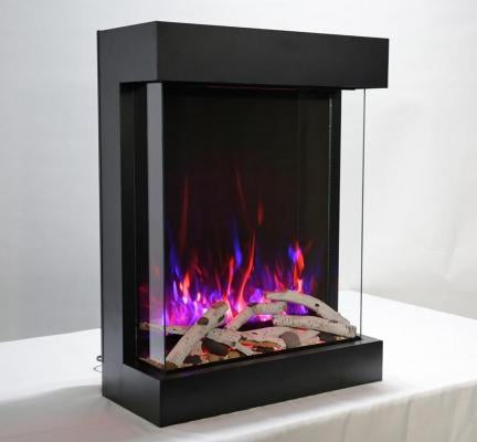 The Amantii 2939-TRU-VIEW-XL Electric Fireplace – Indoor / Outdoor - Expression Fireplaces
