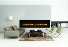 Amantii WM-FM Series 88-In Built-in or Wall Mount Electric Fireplace - WM-FM-88-10023 - Expression Fireplaces