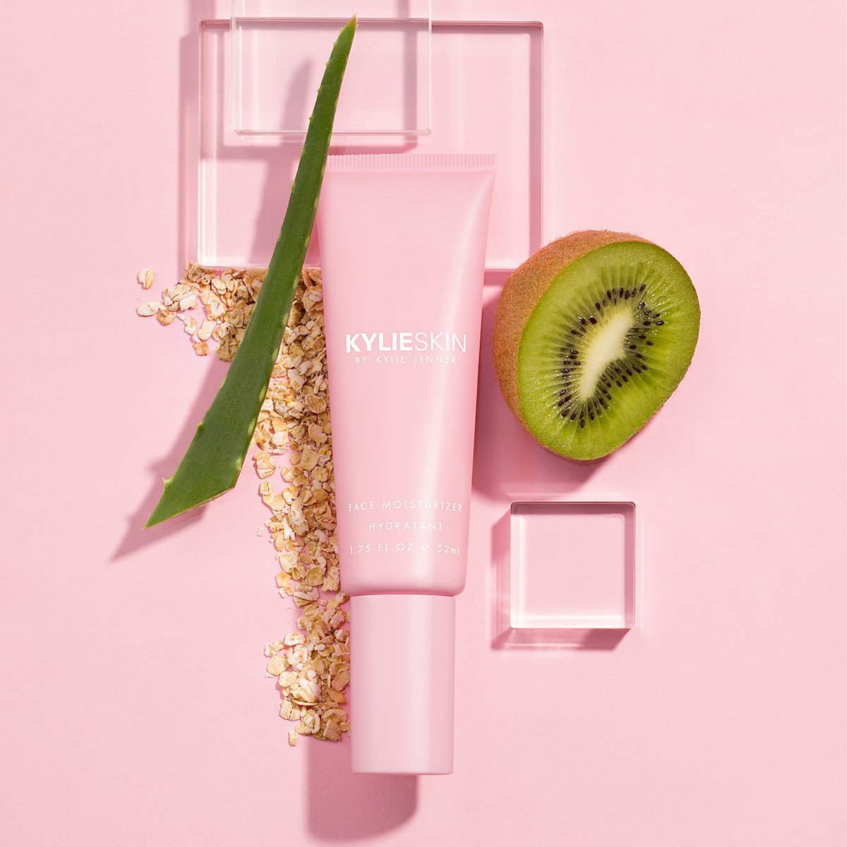 Kylie Skin Face Moisturizer with Kiwi ingredient
