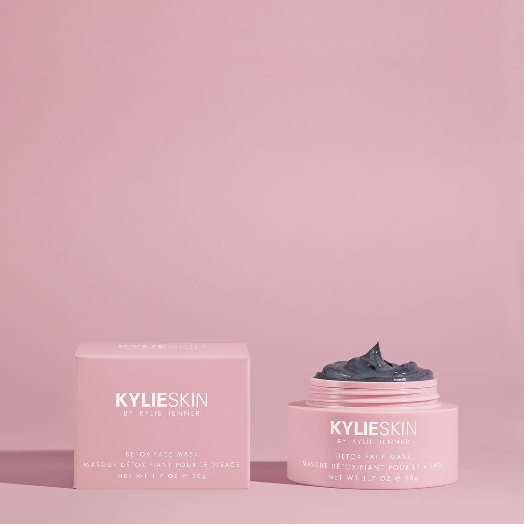 Detox Mask, Clarifying Collection by Kylie Skin