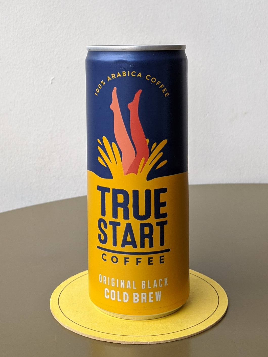 True Start Coffee, Original Black Cold Brew, 250ml