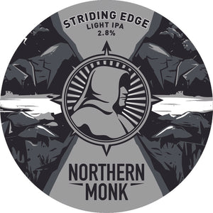 Northern Monk, Striding Edge, 1L, 2.7%