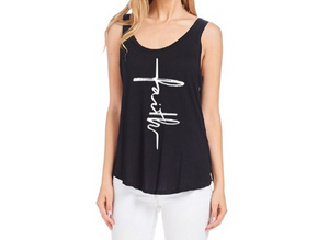 Graphic Tank Top